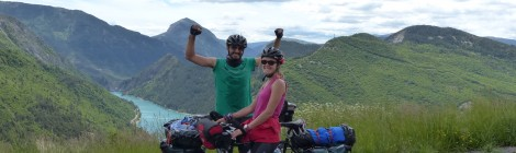 Premier voyage à vélo dans le Verdon
