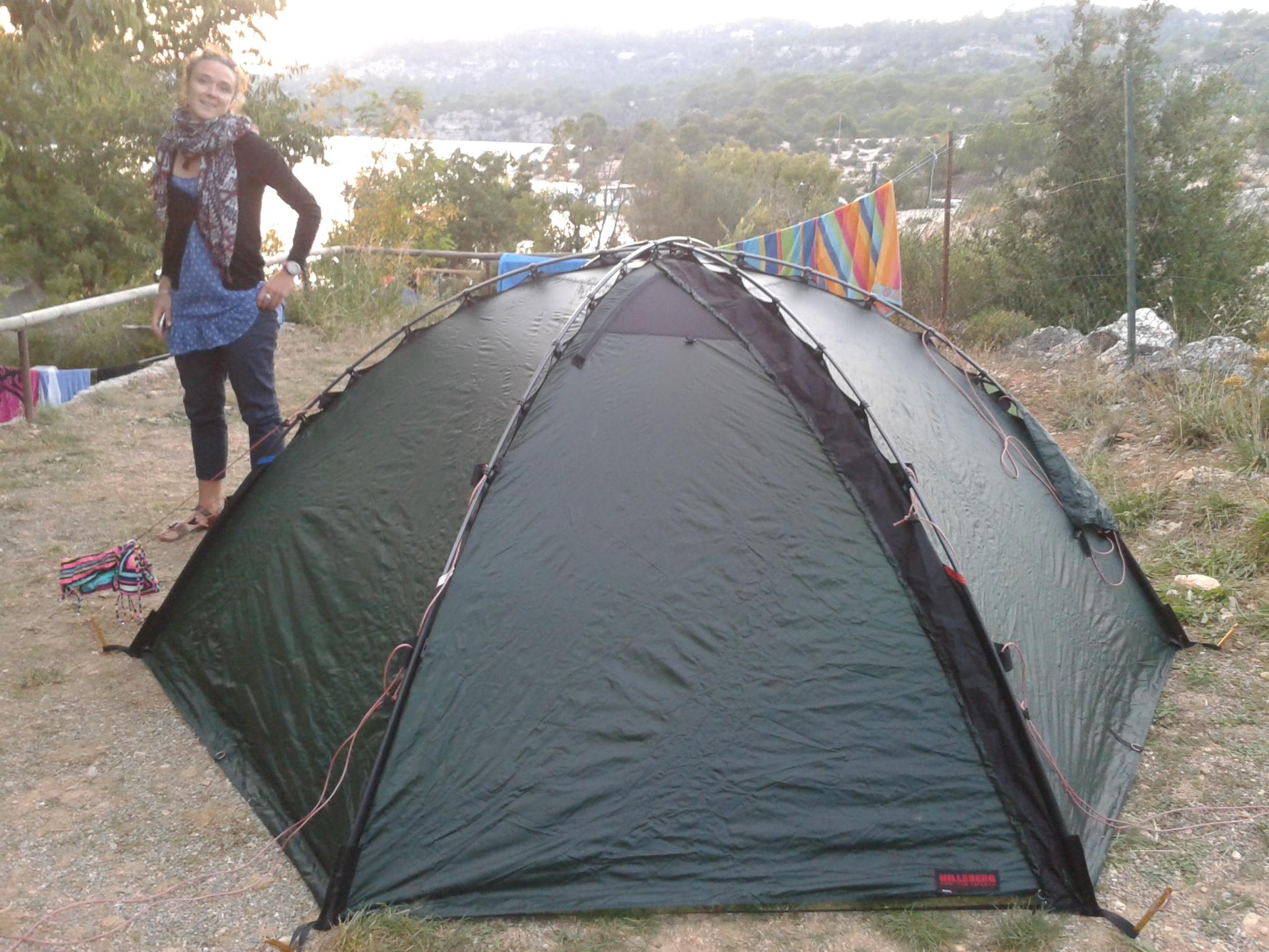 Test Tente