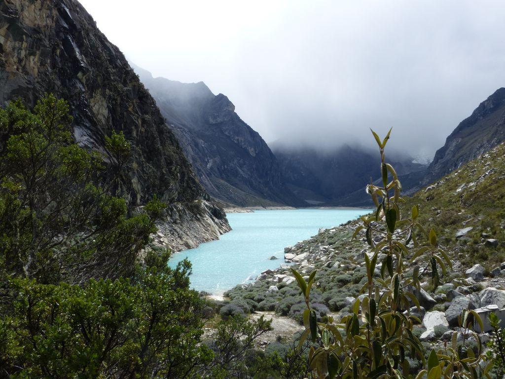 Laguna de Paron et son bleu turquoise