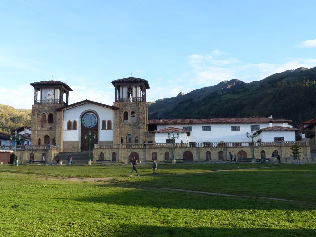 Eglise de Chacas