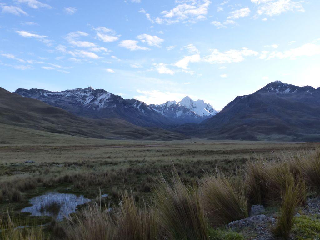 Pampa et hauts sommets
