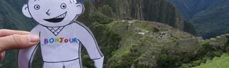 Article pour les enfants : Sur les traces des Incas