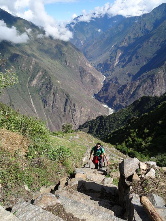 Escalier Inca