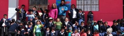 Pour les enfants : A la rencontre d'une école Péruvienne