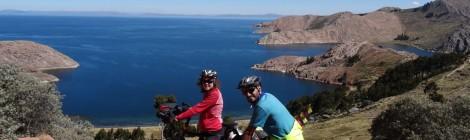 Dernières gouttes péruviennes, du lac Titikaka en prime !Ultimas gotas del Péru, del lago Titikaka ademas !