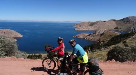 Dernières gouttes péruviennes, du lac Titikaka en prime !