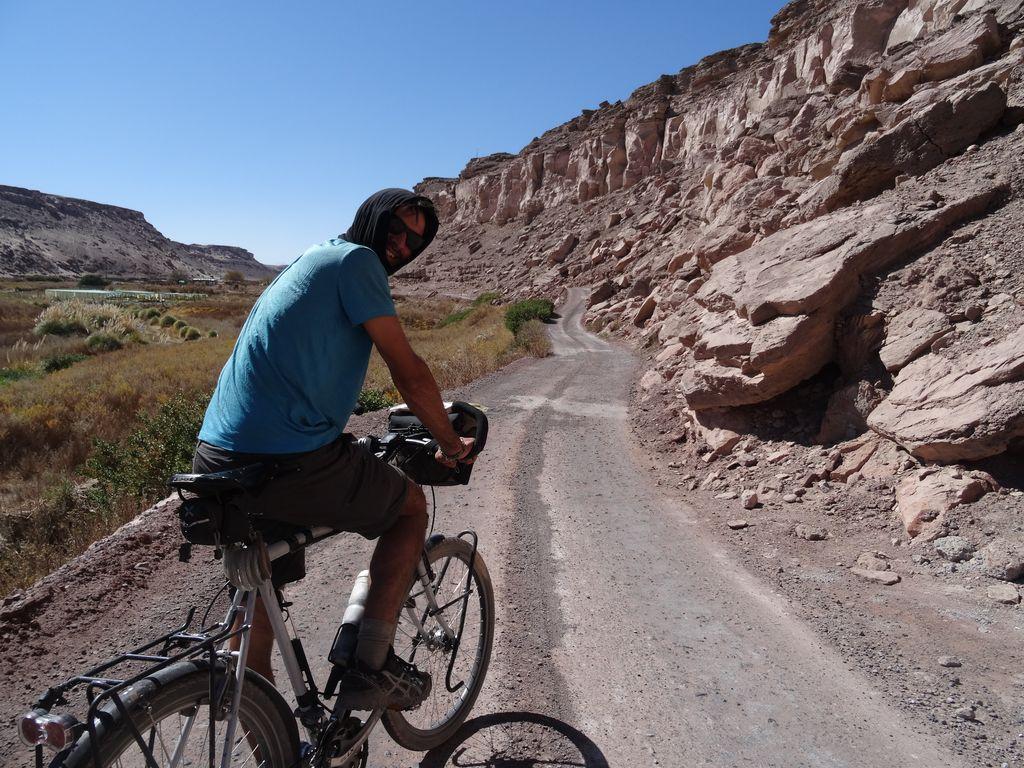 Sur la route de Valle de Lasana