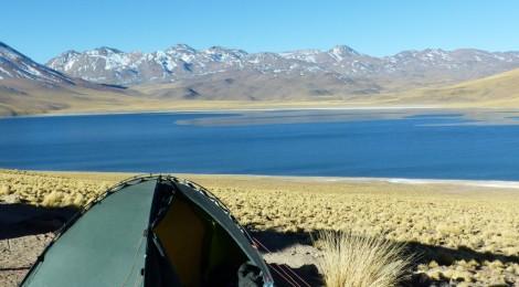 Entre Chili et Argentine, un nouveau pas... haut dans les Andes !