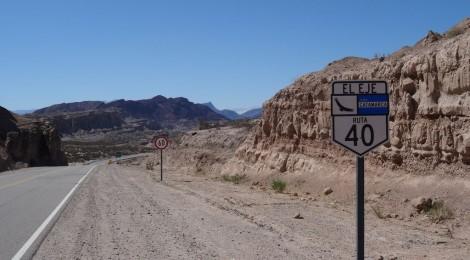 Mythique Ruta Nacional 40