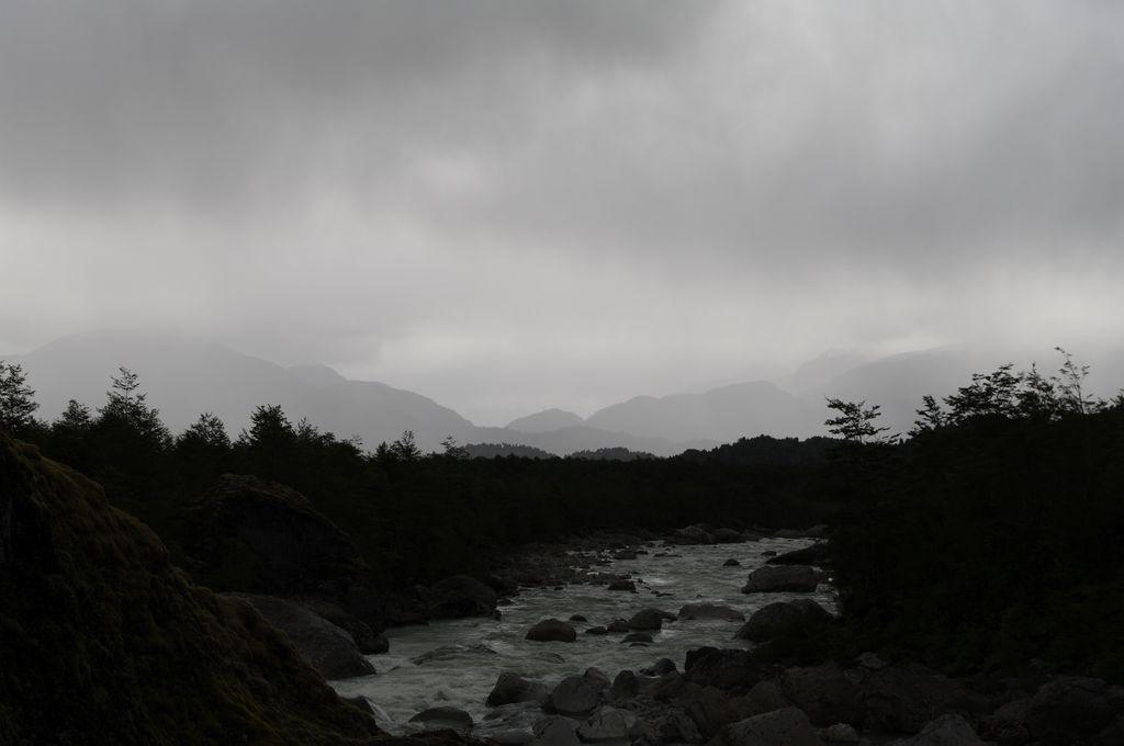 Clair-Obscur sur la Patagonie