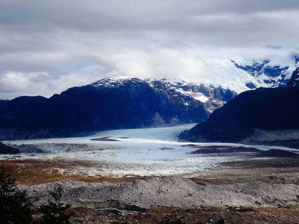 Glacier du San Valentin
