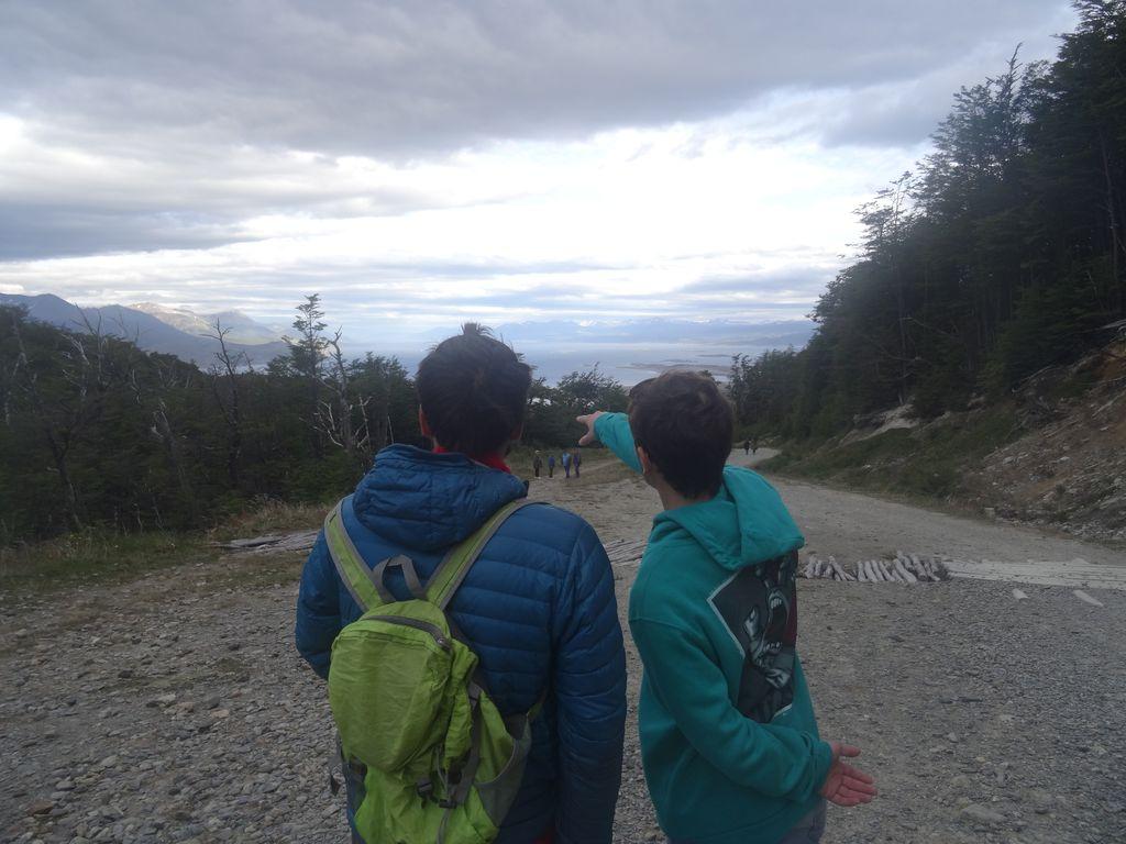 à la découverte des alentours d'Ushuaia