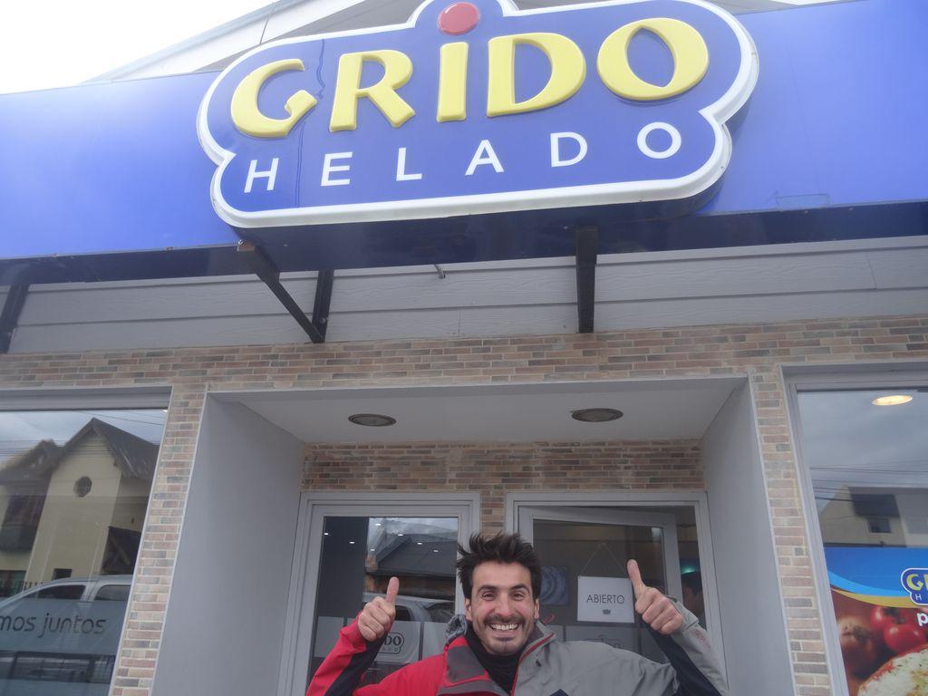 On a retrouvé l'ami Grido