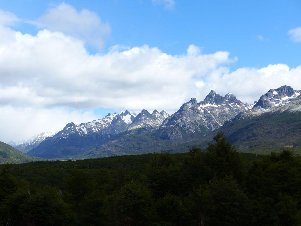 Le retour de la montagne en ces contrées australes