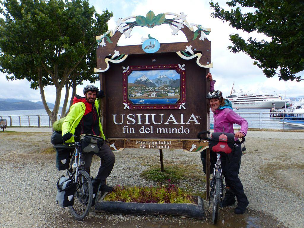 Ushuaia Fin del Mundo !