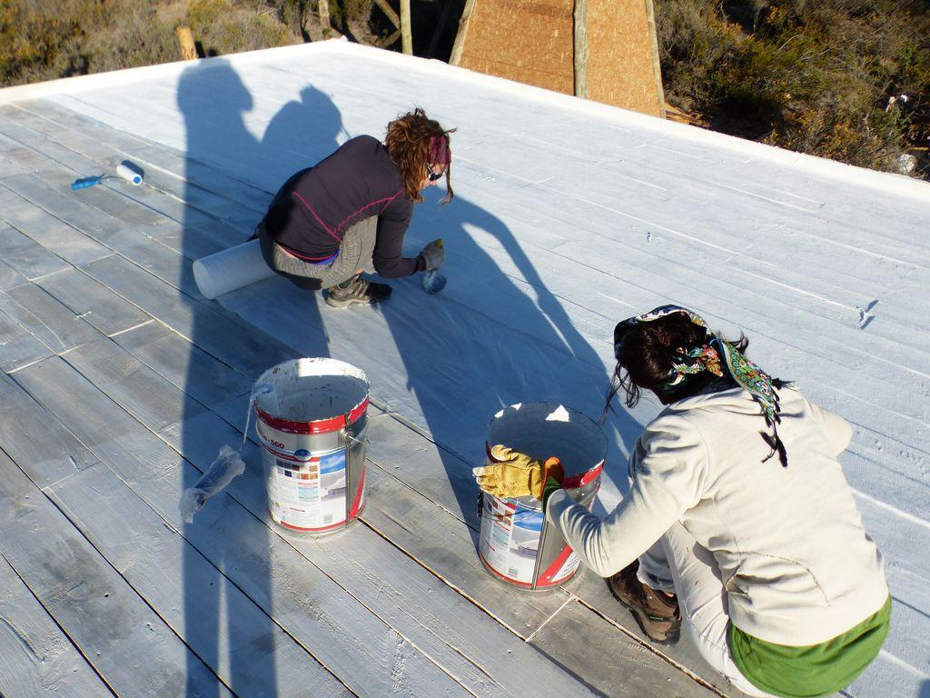 Etanchéification du toit