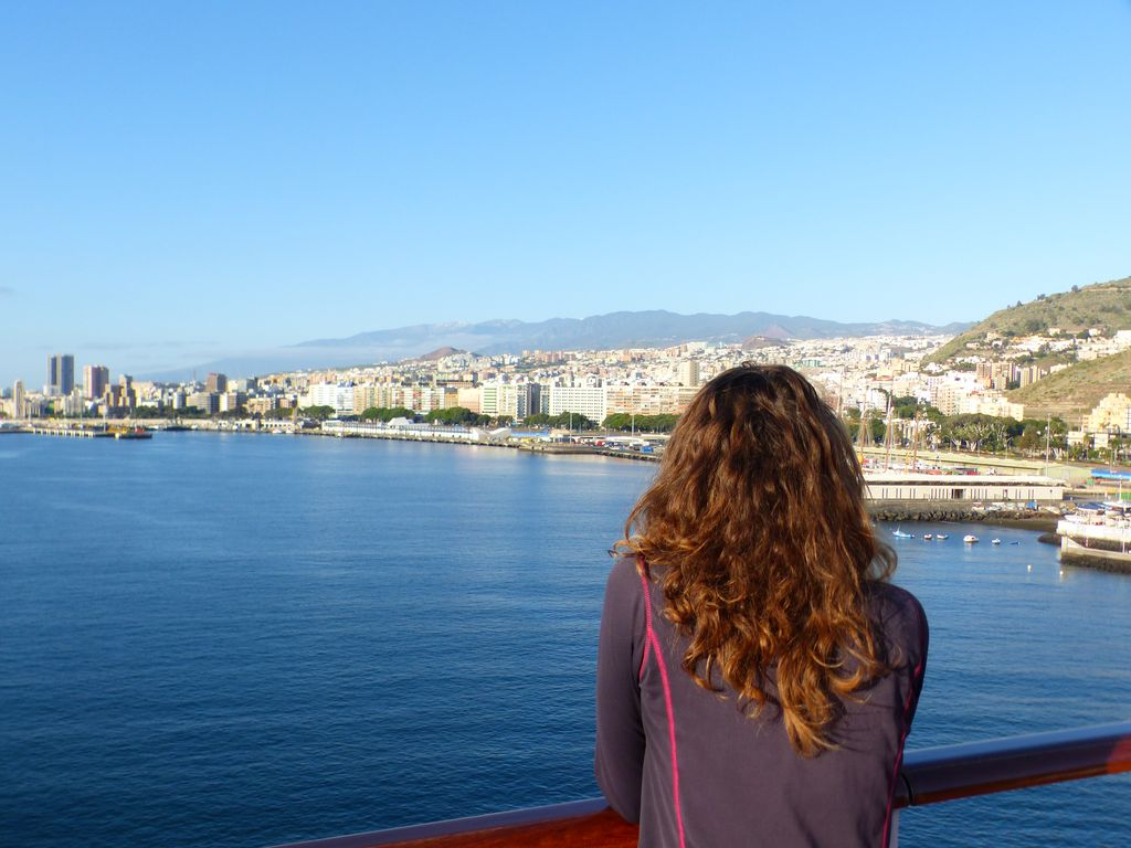 Retour en Europe...Tenerife