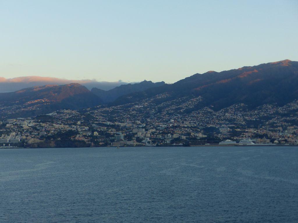 Funchal, île de Madeira