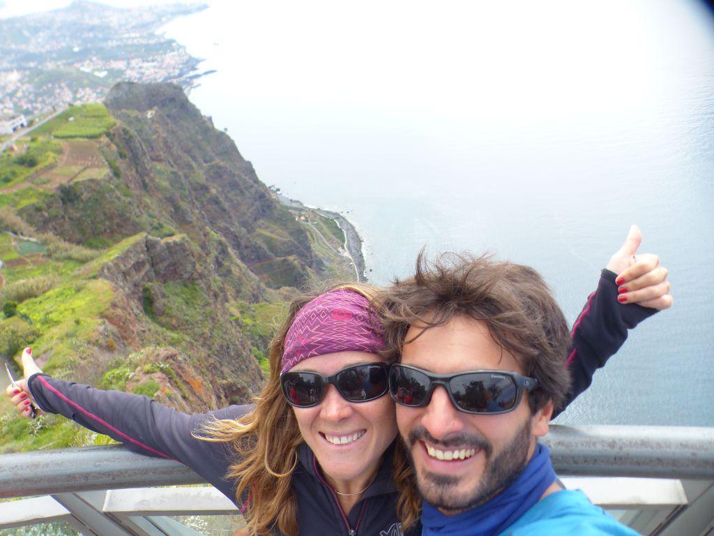 Cabo Girão, falaise la plus haute d'Europe